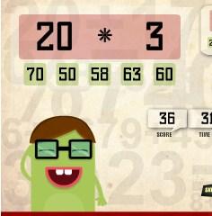 Play Fun Math Game