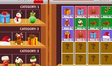 Play Christmas Shopping Challenge Game