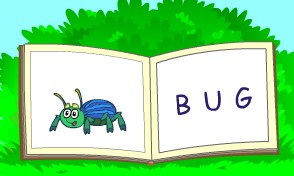 Play Dora Swiper's Spelling Book Game