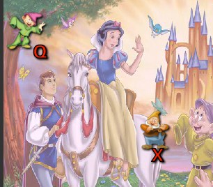 Play Snow White Typing Game