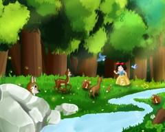 Play Baby Snow White Adventure Game