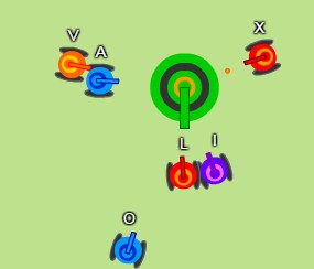 Play Typing Defense Game