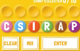 Play Word Candy Game