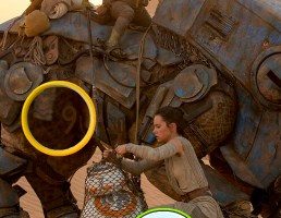 Play Star Wars the Force Awakens Numbers Game