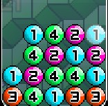 Play Numbered Bubbles Game