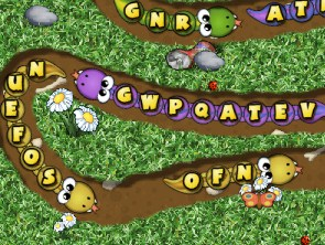 Play Snakes n Letters Game