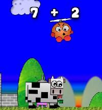 Play Super Math Adventure Game