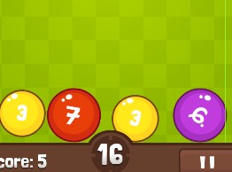 Play Math Balls Game