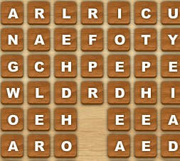 Play Word Cage Game