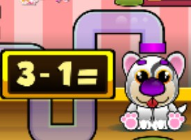 Play Feed Mypetdog Number Game