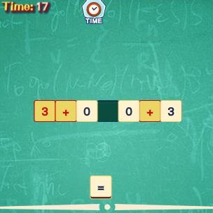 Play Math Crossword Game