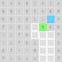 Play Number Maze Puzzle Game