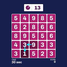 Play Number Tumbler Game