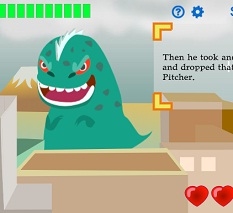 Play Typing Monster Game