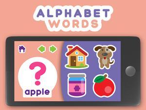 Play Alphabet Words Game