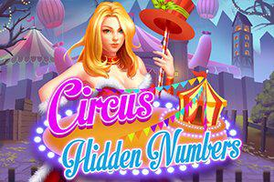 Play Circus Hidden Numbers Game