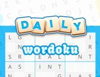 Play Daily Wordoku Game