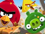 Play Fun Birds Hidden Stars Game