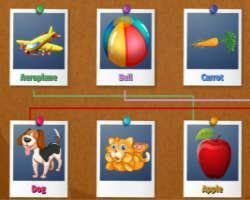 Play Kindergarten Connect Game