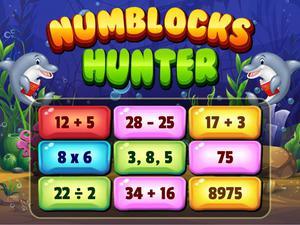 Play Numblocks Hunter Game