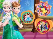 Play Princesses Cookies Decoration Game