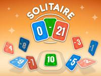 Play Solitaire Zero 21 Game