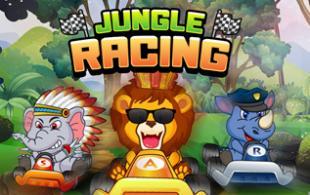 Play Jungle Racing Type Game