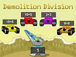 Play Demolition Division Game