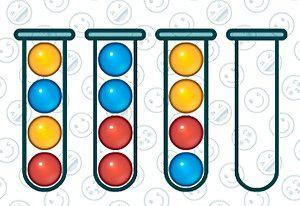 Play Bubble Sorting Game